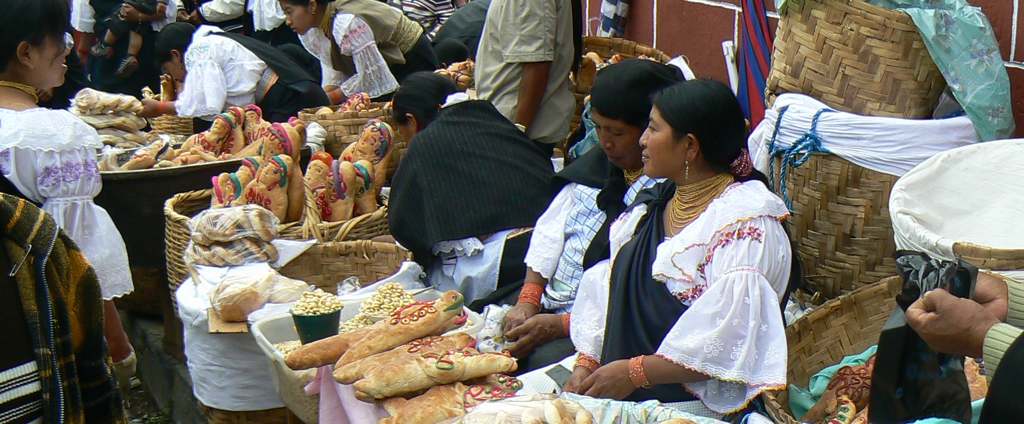 Local Flavours in Ecuador